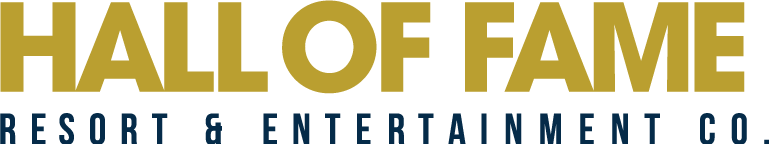 Hall of Fame Resort & Entertainment-Co. Logo